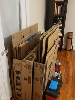 28 Moving Boxes for Sale in Marlborough,  MA