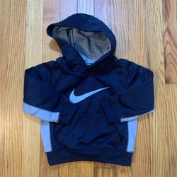 NIKE Hooded Sweatshirt Hoodie Youth Kids Boys Size 2T Toddler - Blue for Sale in Pelham,  NH