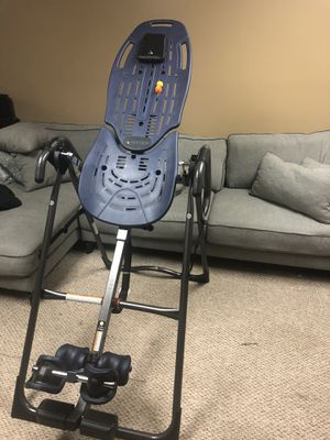 Teeter Inversion Table - Model EP-560 for Sale in Accokeek, MD