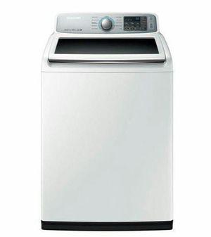 Samsung Washer Lavadora 5.0Cu.Ft. Top Load WA50M7450AW for Sale in Hialeah, FL