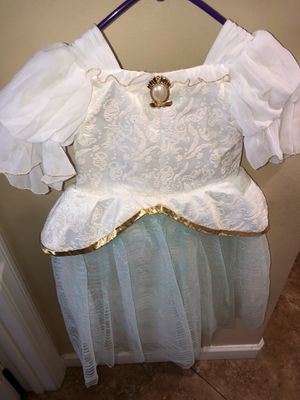 Ariel Wedding Dress- Castle Collection (Disney exclusive) size 4 for Sale in Santa Ana, CA
