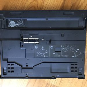 IBM Lenovo ThinkPad Mini Dock Type X200 Station Laptop Notebook - Lenovo ThinkPad X200 UltraBase - PN 44C0554 Compatible with Lenovo laptop models: for Sale in San Jose, CA