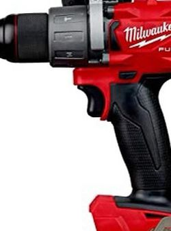 M18 FUEL 18-Volt Lithium-Ion Brushless Cordless 1/2 in. Hammer Drill/Driver for Sale in West Linn,  OR