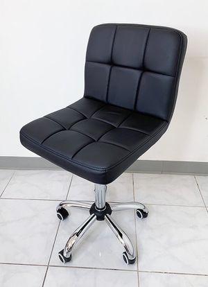 "(NEW) $45 Salon Stool w/ Wheels Backrest Spa Medical Swivel Chair (Hydraulic Seat 18""-24"") for Sale in South El Monte, CA"