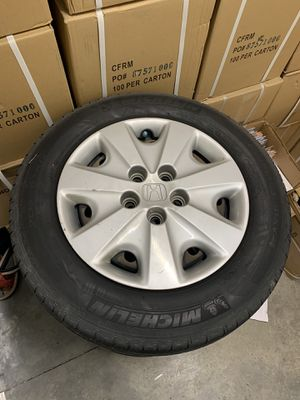 Michelin tires 205/65 R15 for Sale in Denver, CO