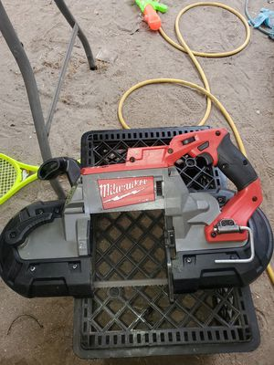 Bandsaw Milwaukee fuel TOOL ONLY for Sale in Lynwood, CA