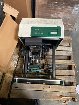 Nanoscreen nsx-1536 business equipment for Sale in Union City, CA