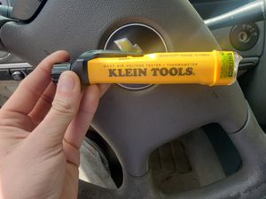 Voltage tester + thermometer for Sale in Independence, MO