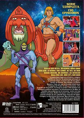 He man full dvd collection