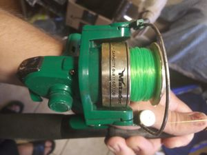 Matador fishing reel MATADOR MCG200 REEL for Sale in Lake Worth, FL