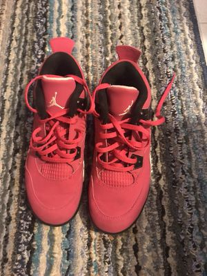 Kids pink Jordan's for Sale in Kentwood, MI