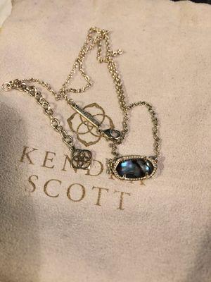 Kendra Scott Elisa necklace for Sale in San Antonio, TX