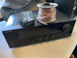 Onkyo TX-8020 / Pioneer SP-BS-22-LR Budget Audiophile Stereo System for Sale in Berkeley, CA