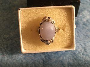925 moonstone ring for Sale in Glen Burnie, MD