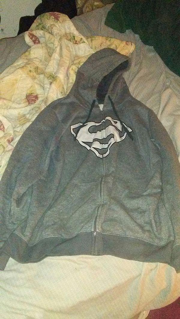 Superman jacket/hoodie