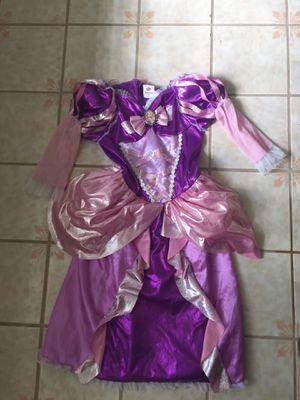 Tangled rapunzel costume or dress up for Sale in Chandler, AZ