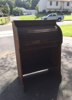 Roll top Childs desk for Sale in Gaithersburg, MD