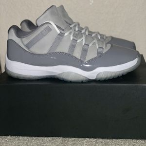 Cool Gray 11 Low's⚪️✨ Size 10.5 Men's for Sale in Ceres, CA
