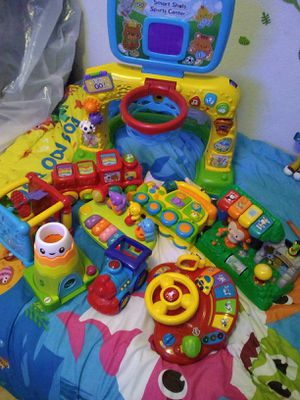 Baby/Toddler learning Toy Lot All for $50 Firm pick up only No holds for Sale in Las Vegas, NV
