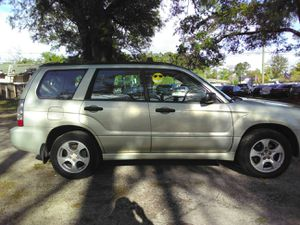 2006 Subaru Forester 180,000miles in good condition runs and drives good with ac and heat asking 2300 for Sale in Jacksonville, FL