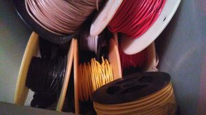 New roll 16&1 8 gage wire for Sale in Tampa, FL