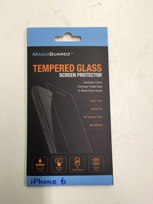 iPhone 6 Tempered Glass for Sale in North Las Vegas, NV