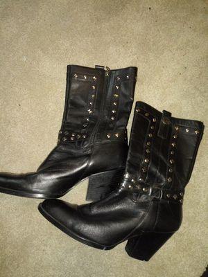 Harley Davidson Womens Boots/Size 9 for Sale in Roanoke, VA