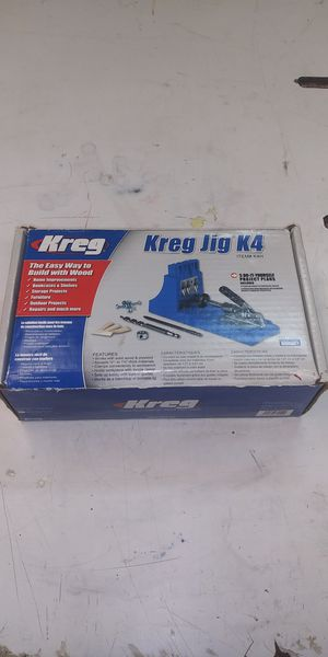 Kreg k4 Jig for Sale in Port Richey, FL