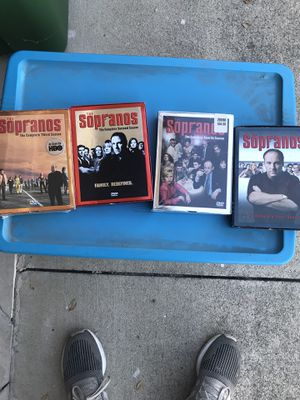 The Sopranos - dvd sets for Sale in Upland, CA