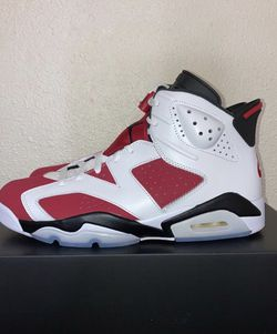 """Air Jordan 6 Retro """"Carmine"""" for Sale in Austin,  TX"""