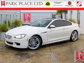 2013 BMW 6 Series for Sale in Bellevue,  WA