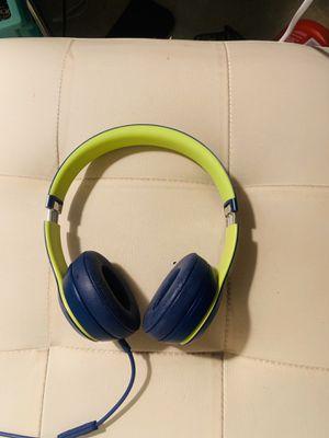 Beats by Dre solo 3 wireless noise canceling headphones for Sale in Fredericksburg, VA