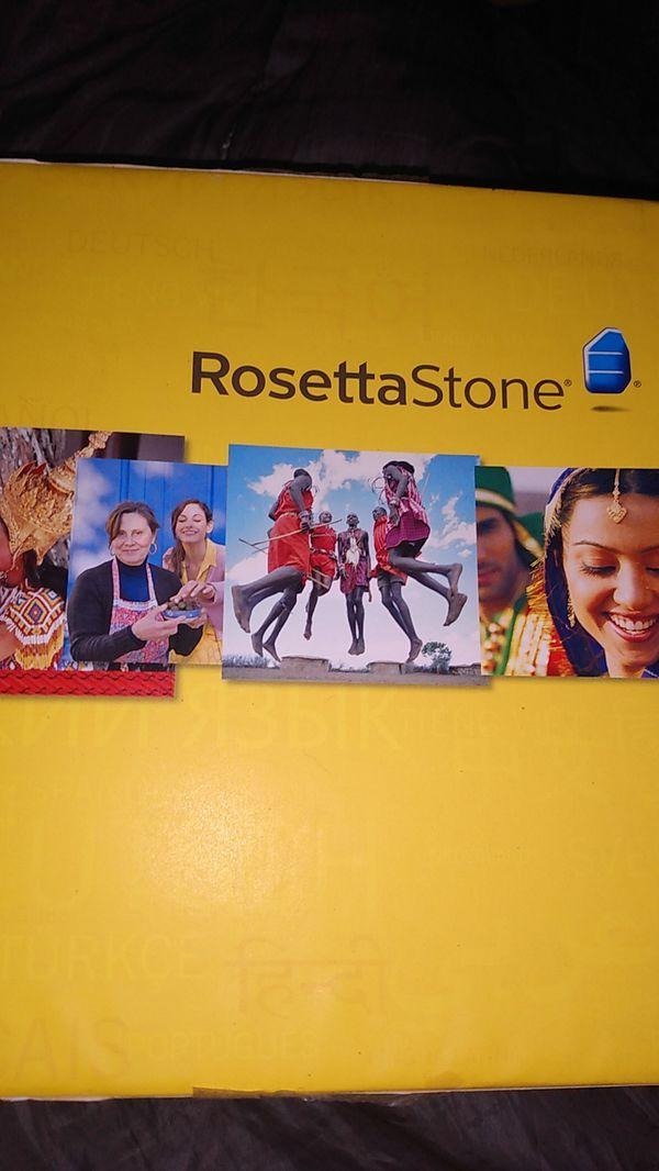 Rosetta Stone Spanish (Latin America)