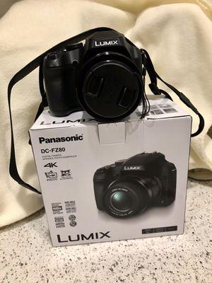 Panasonic Lumix DC-FZ80 Digital Camera for Sale in Alta Loma, CA