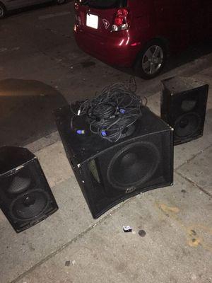 Equipo para dj for Sale in Boston, MA
