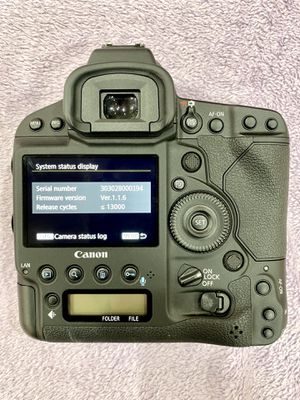 Canon 1DX Mark II in Excellent Condition has only 13000 shutter count for Sale in Sacramento, CA