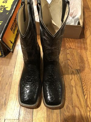 Botas boots size 9 for Sale in Dallas, TX