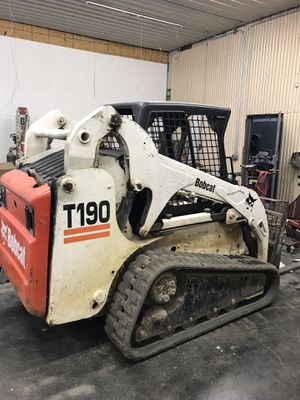 2008. T 190 bobcat skid steer for Sale in Cleveland, OH