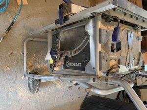 Kobalt Table Saw for Sale in Sewell, NJ