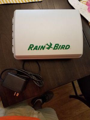 Rain bird sprinkler irrigation control for Sale in Houston, TX