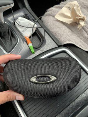 Oakley Hard Sunglass Case for Sale in Renton, WA