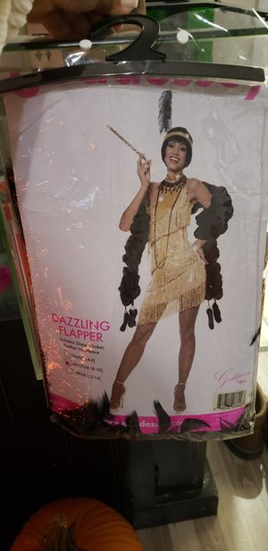 Adult flapper girl costume for Sale in Chicago, IL