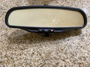 2003-2009 Chevrolet, GMC, & Saturn Rearview Mirror for Sale in Glendale, AZ