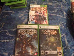 Xbox 360 BioShock games for Sale in Orlando, FL