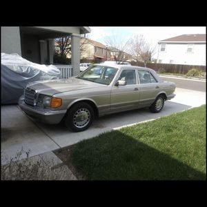 1991 Mercedes-Benz 300 for Sale in Westley, CA