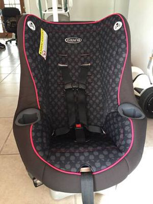 Used Graco Myride Convertible Car Seat w/ Cup Holders for Sale in West Palm Beach, FL