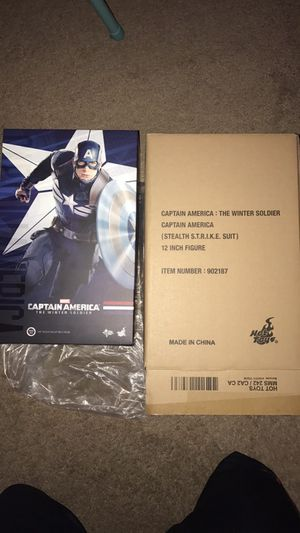 Hot Toys Captain America Winter Soldier Stealth Suit New for Sale in Atlanta, GA