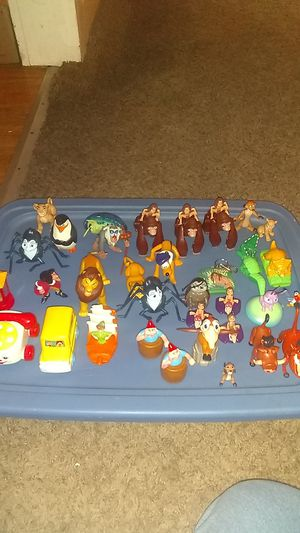 Disney wind-up characters and toys for Sale in Cleveland, OH