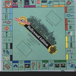 Hollywood Edition Monopoly for Sale in Chino, CA