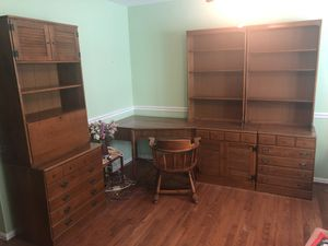 Ethan Allen furniture (see pics and description) for Sale in Gaithersburg, MD